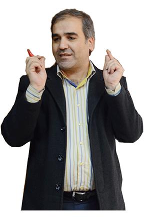 محمدرضا رافعی - مشاور شغلی