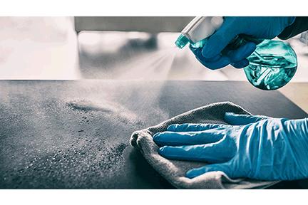 توسعه فناوری ساخت ضدعفونیکنندههای حاوی نقاط کوانتومی کربنی